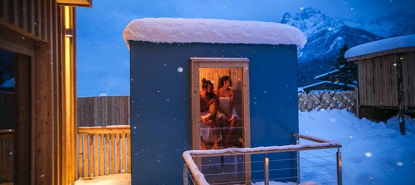 fr hlings skilauf in den alpegg chalets. Black Bedroom Furniture Sets. Home Design Ideas