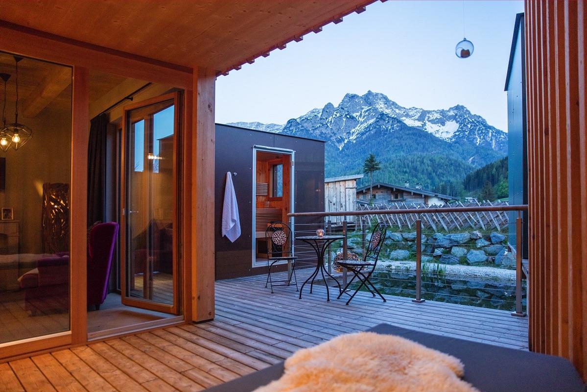 Die schönsten Bilder vom Chaleturlaub in Tirol